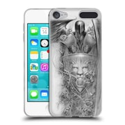 Official LA WILLIAMS KINGDOM Angelic Statue Soft Gel Case for Apple iPod Touch 6G 6th Gen (C_157_1D58C)