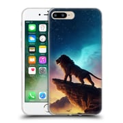 "Official JONAS ""JOJOESART"" JoDICKE BIG CATS Free Like A Bird Soft Gel Case for Apple iPhone 7 Plus (C_1FA_1DBBB)"