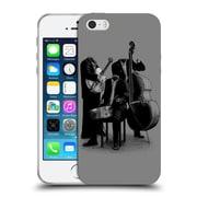 Official FLORENT BODART MUSIC Les Invisibles Soft Gel Case for Apple iPhone 5 / 5s / SE (C_D_1AFB3)