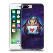 "Official JONAS ""JOJOESART"" JoDICKE FICTION Cute Monster Soft Gel Case for Apple iPhone 7 Plus (C_1FA_1DBC1)"