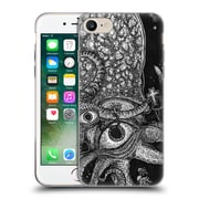 Official JOEL GRATTE BLACK AND WHITE No Frame Soft Gel Case for Apple iPhone 7 (C_1F9_1E072)