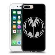 Official KISS LOGO Gene Simmons Soft Gel Case for Apple iPhone 7 Plus (C_1FA_1D6C1)