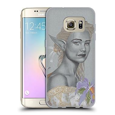 Official LA WILLIAMS FANTASY Titania Fairy Soft Gel Case for Samsung Galaxy S7 edge (C_1BA_1D58A)