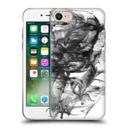 """Official JULIEN """"CORSAC"""" MISSAIRE ABSTRACT 3 Marbled Paint Black White Soft Gel Case for Apple iPhone 7 (C_1F9_1AEB7)"""