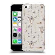 Official KRISTINA KVILIS ARROW Pattern 3 Soft Gel Case for Apple iPhone 5c (C_E_1DDCE)
