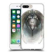 Official LA WILLIAMS KINGDOM Winged Shield Soft Gel Case for Apple iPhone 7 Plus (C_1FA_1D595)