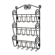 Spectrum Diversified Wall-Mount Scroll Letter Holder (43310)