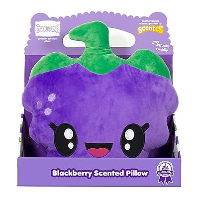 Blackberry Smillow - Scented Pillow By Scentco
