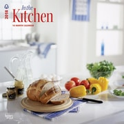 Kitchen, In the 2018 12 x 12 Inch Monthly Square Wall Calendar