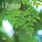 Psalms 2018 Mini 7 x 7 Inch Wall Calendar
