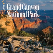 Grand Canyon National Park 2018 7 x 7 Inch Monthly Mini Wall Calendar