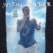 Justin Bieber 2018 7 x 7 Inch Monthly Mini Wall Calendar by Bravado