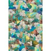 "Artscape Mountain Blossom 24""W x 36""H Window Film  (01-0153)"