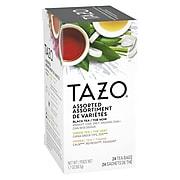 Tazo Assorted Tea Bags, 24/Box (TJL20200)
