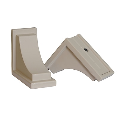 Mayne Nantucket Decorative Corbels Clay 2 pack (4828-C)