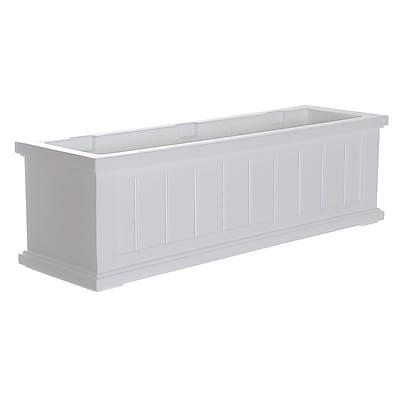 Mayne Cape Cod Window Box 36
