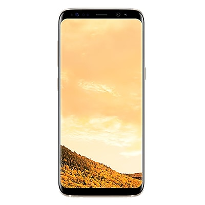 Samsung Cell Phone 64GB Maple Gold (SM-G950F GOLD)