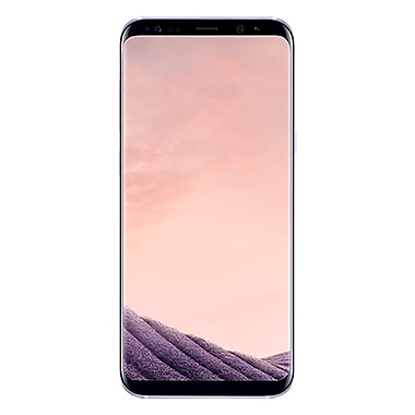 Samsung Cell Phone 64GB Orchid Gray (SM-G955F GRAY)