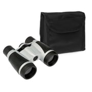 Natico Black and Silver ABS Binoculars, 5 X 30 (60-BC-530)