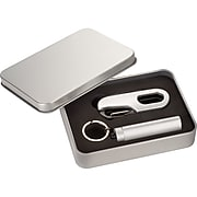 Natico Silver Aluminum 3-in-1 Multi-Tool Set (60-1472-SL)