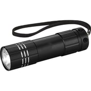 Natico Black Aluminum LED Flashlight (60-1221-BK)