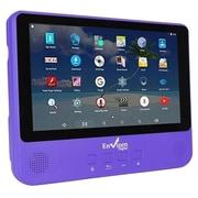"Refurbished Envizen Digital 9.0"" Tablet 16GB Android 5.1 Lollipop Purple"