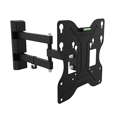 QualGear Low Profile Tilting Wall Mount for TVs 23