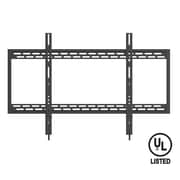 "QualGear Heavy Duty Fixed Wall Mount for TVs 60"" to 100"" (QG-TM-090-BLK)"