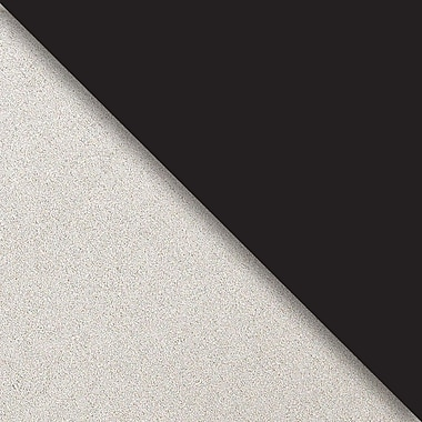 JAM Paper Industrial Size Wrapping Paper Rolls, Silver & Black Kraft, 1/4 Ream (520 Sq. Ft), Each (165J98130208)