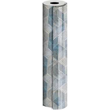 JAM Paper® Industrial Size Wrapping Paper Rolls, Woven, 30