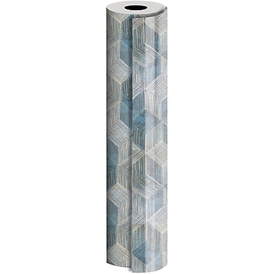 JAM Paper® Industrial Size Wrapping Paper Rolls, Woven, 1/2 Ream (834 Sq. Ft), Sold Individually (165J40324417)