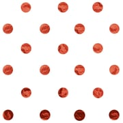 JAM Paper® Design Gift Tissue, Red Polka Dots, 20 x 30 Inches, 200 Sheets (526BHD091)