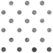 JAM Paper® Design Gift Tissue, Silver Polka Dots, 20 x 30 Inches, 200 Sheets (526BHD141)