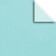 JAM Paper® Design Gift Tissue, Aqua Shimmer, 20 x 30 Inches, 200 Sheets (526BGS441)