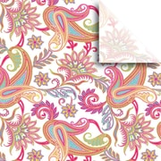 JAM Paper® Printed Gift Tissue, Paisley, 20 x 30 Inches, 240 Sheets (115BPT3931)
