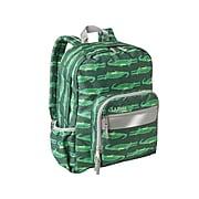 L.L.Bean Original Book Pack Backpack, Darkest Green Gator (XQ507647)