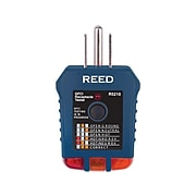 Reed Instruments Receptacle Tester (R5210)