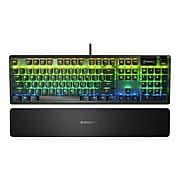 SteelSeries Apex Wired Gaming Keyboard, Black (64532)