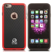 Kyasi Dimensions Smart Phone Case For Iphone 6/6S, Red
