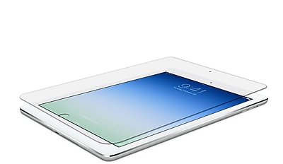 Kyasi Gladiator Glass Ballistic Tempered Glass Screen Protector For Ipad Air, Clear