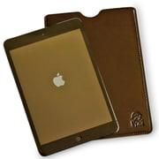 Kyasi Authentic Touchhide Tote Sleeve For The Ipad Air, Saddleback Brown