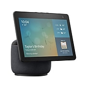 Amazon Echo Show 10 3rd Generation Smart Display with Motion, Charcoal (53-023019)