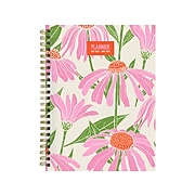 "2021-2022 TF Publishing Academic 6.5"" x 8"" Weekly & Monthly Planner, Floral, Multicolor (22-9225A)"