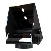 "Qualgear Pro-Av Sloped Ceiling Adapter For 1.5"" Npt Threaded Pipe Projector Accessory, Black (Qg-Pro-Pm-Vca-B)"