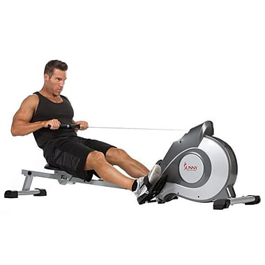 Sunny Health & Fitness Magnetic Rowing Machine (SUNY177)