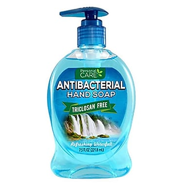 Personal Care Products 7.5 oz Antibacterial Hand Soap (TRVAL105004)