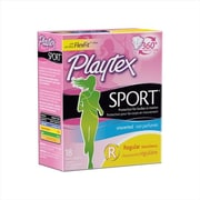 Playtex Tampon Sport Unscented, Super, 36 Count (MCDS1295)
