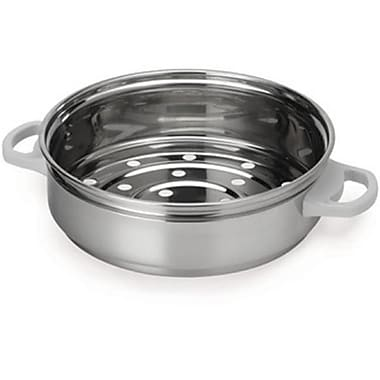 Aroma Housewares Company RS-03 Aroma Simply Stainless 6-Cup Steam Tray (HTWS006)