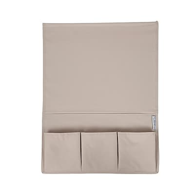 South Shore Storit Beige Canvas Bedside Storage