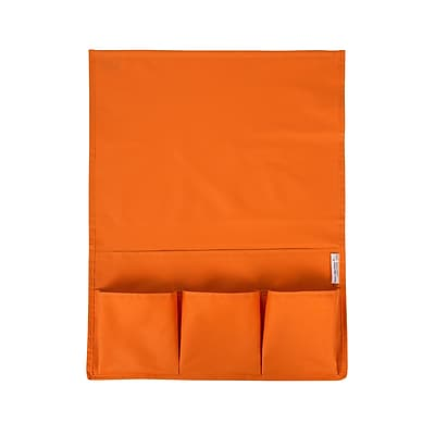 South Shore Storit Orange Canvas Bedside Storage